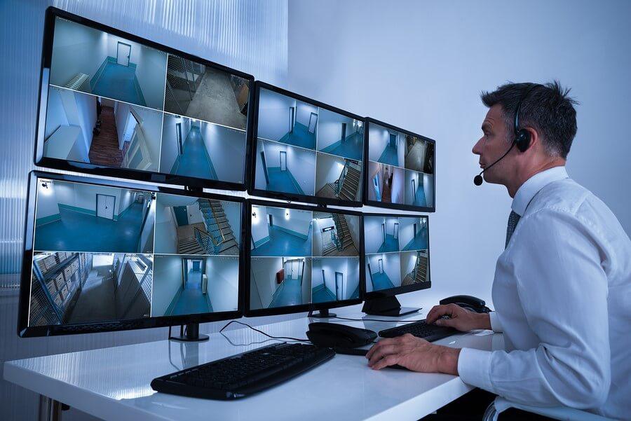 PC de télésurveillance APSAD P3